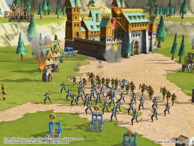 Age of Empires: World Domination for Windows Phone delayed again until 2015
