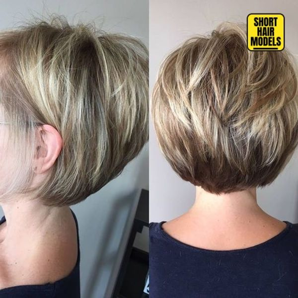 25 Short Hairstyles The Best Short Haircuts Of 2020 Thick Hair Styles Short Hairstyles For Thick Hair Short Bob Hairstyles