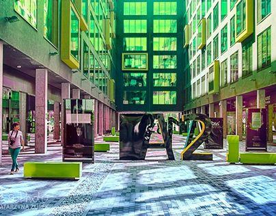"""Check out new work on my @Behance portfolio: """"Architektura Nowoczesna - Łódź"""" http://be.net/gallery/38131619/Architektura-Nowoczesna-Lodz"""