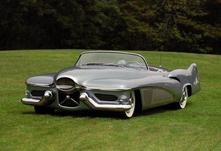 The 1951 Buick LeSabre And XP 300 Dream Cars Initiated The
