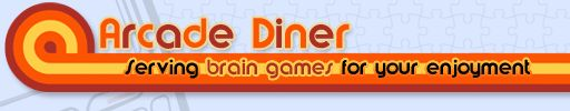 Arcade Diner - Play free puzzle and number games