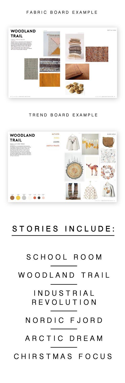 Emily Kiddy: Autumn | Winter 2017/18 Kidswear Trend Magazine For Sale