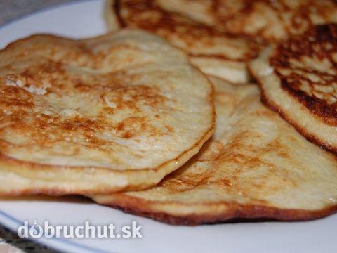 Fotorecept: Banánové lievance bez múky a mlieka - Banánové lievance iba z vajca a banánu. Recept som videla dávnejšie na zahraničnom blogu...