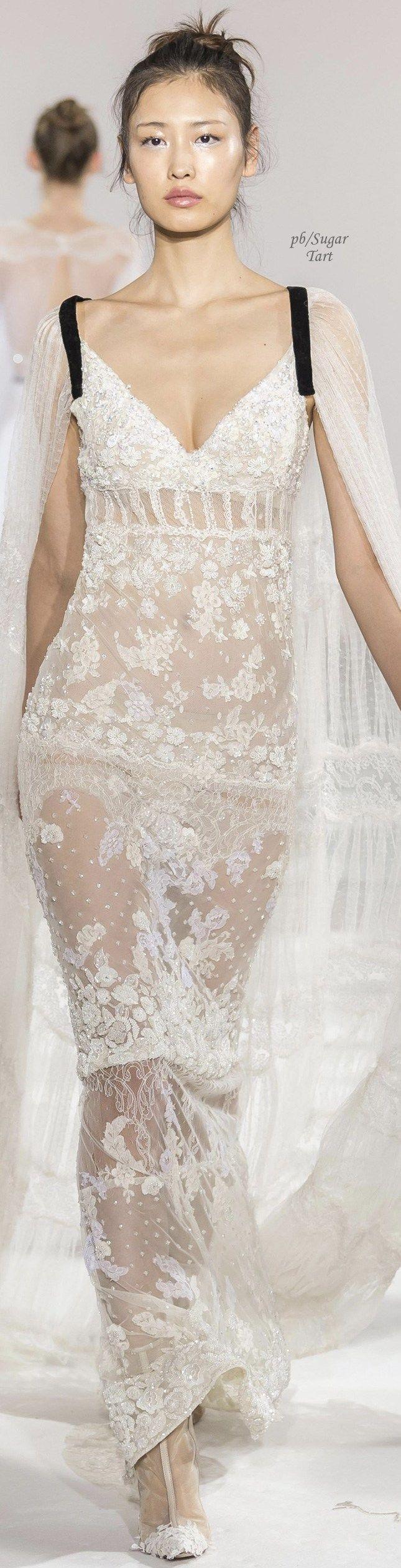 Celia Kritharioti - Spring 2018 Couture