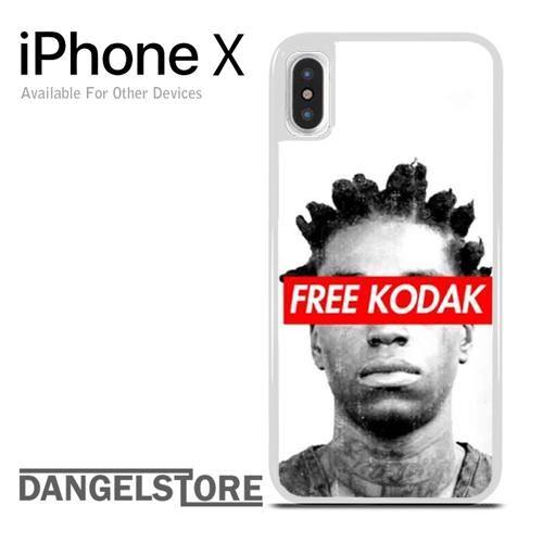 buy popular af0b1 7212d Free Kodak Black 2 YT For iPhone X - iPhone XXX Cases
