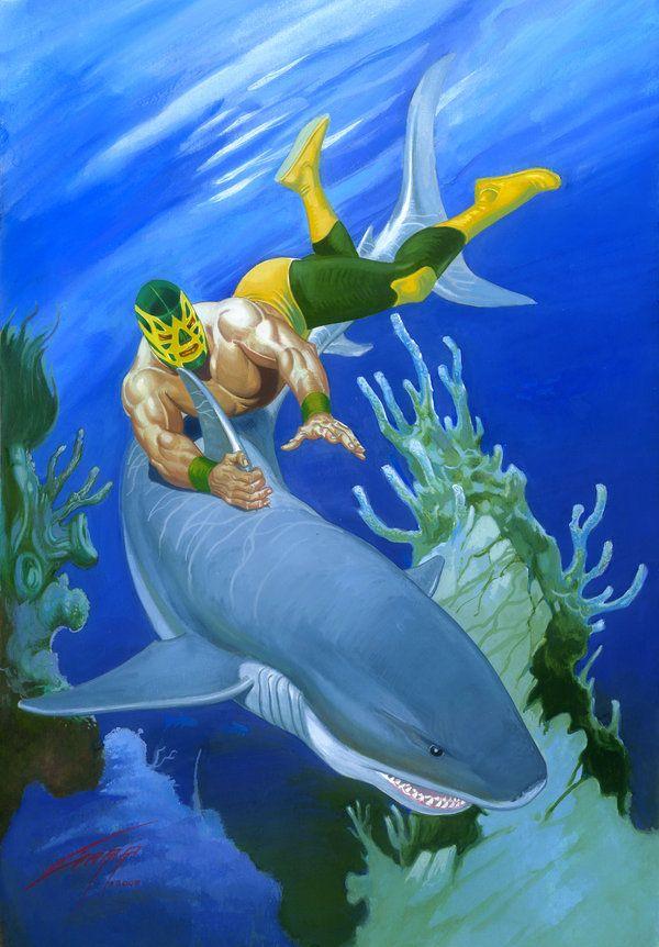 Fishman (por Rafael Gallur)