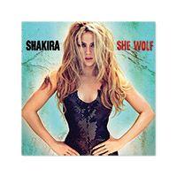 She Wolf CD