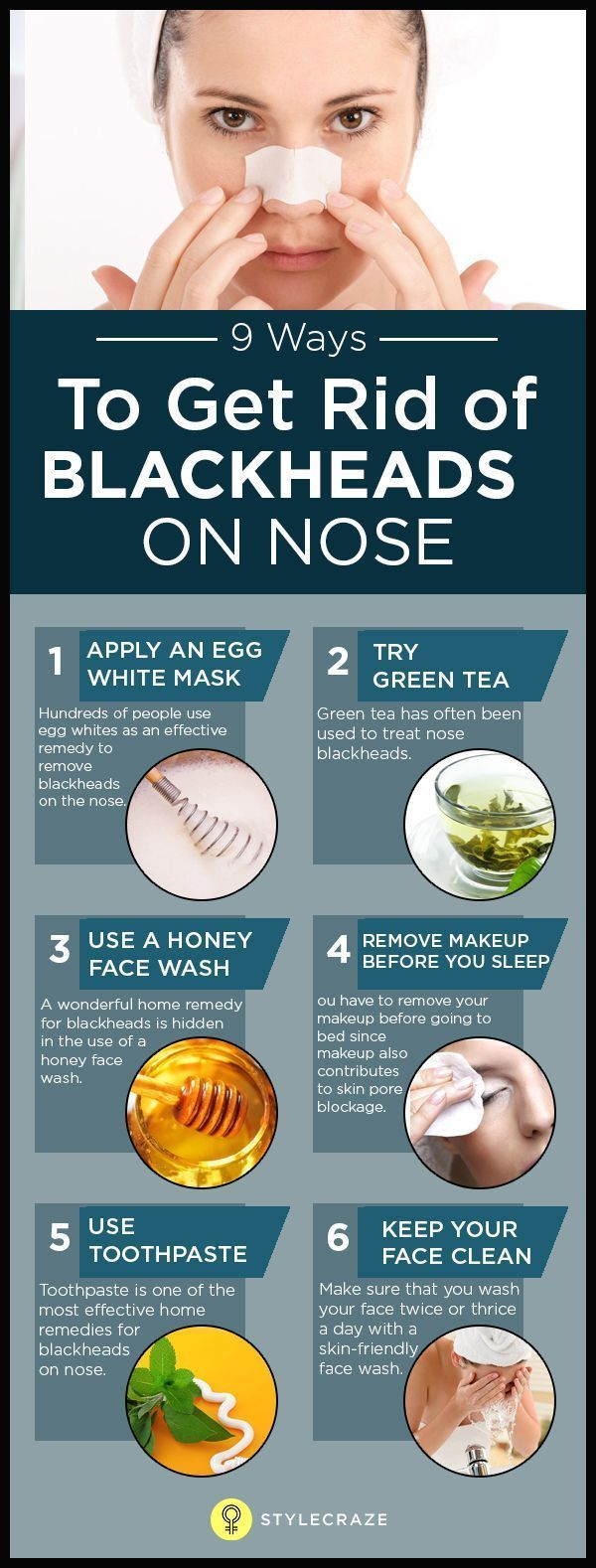 7 Simple Skin Care Tips Everyone Can Use | How To Remove Blackheads From Nose At Home | Skin …