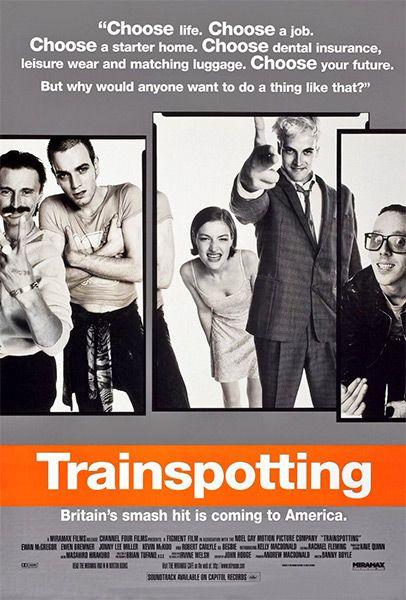 Trainspotting: Sin límites (1996)