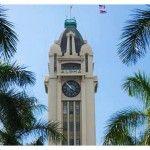 Aloha Tower & Marketplace.  (Oahu) We like the view and the shopping.