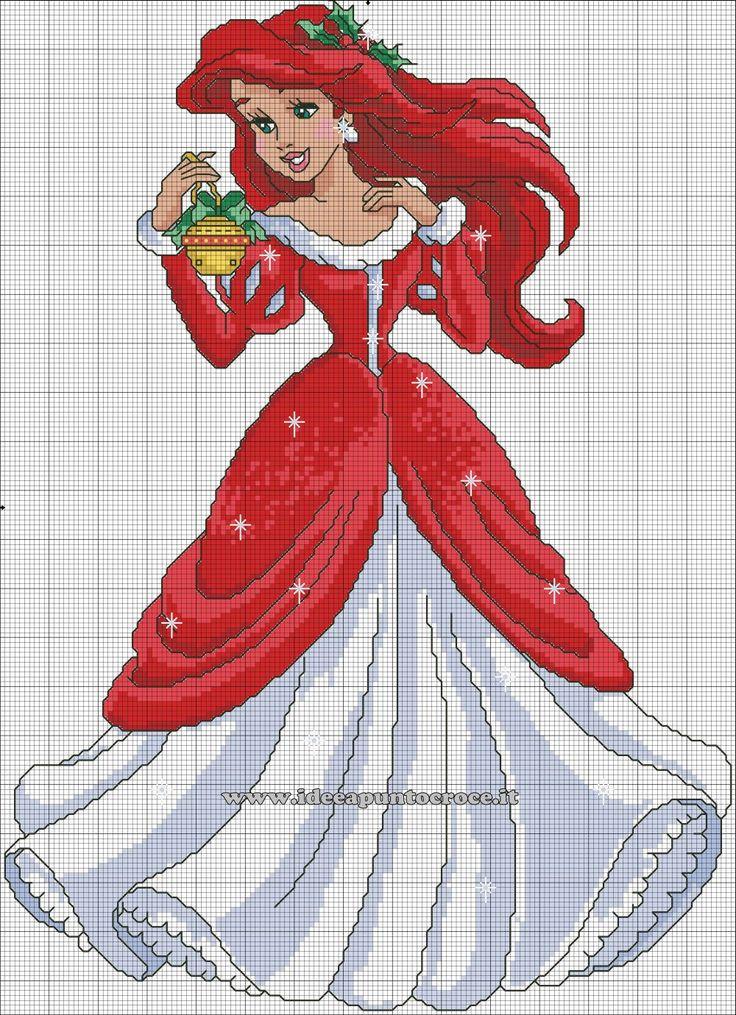 ariel_natalizia__schema_punto_croce_by_syra1974-d9dilwo.jpg 1,000×1,380 pixeles                                                                                                                                                                                 More