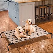 For the price I think I'm going to try this for outside under the tree in the spot where the dogs are always digging a hold and laying in it. Indoor Outdoor Dog Bed Cover - Medium