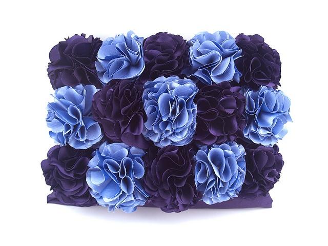 Flower Frill Pilllow    #flowerfrill #flower #pillow #craft #cloverusa