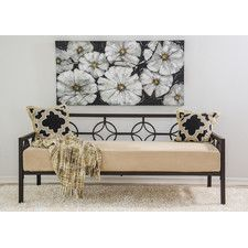 Modern Medallion Twin Daybed