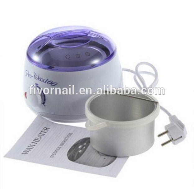 Nail Heater Manicure Pedicure Wax Paraffin Warmer Waxing