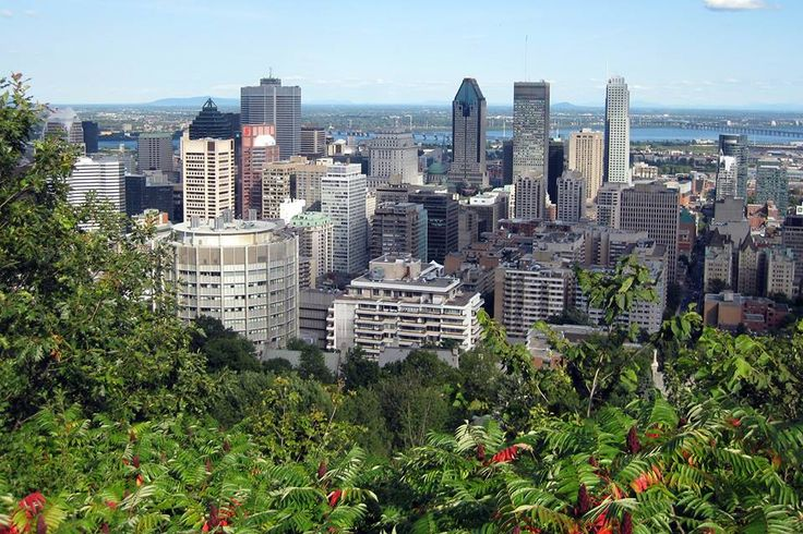Looking for something fun to do? Check out the #MountRoyal observatory for the city's best view! #Montreal