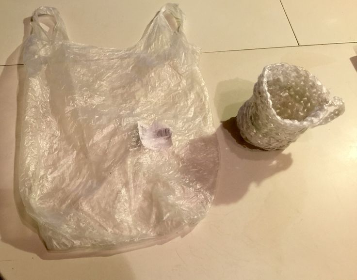 Recycling soft plastic bags