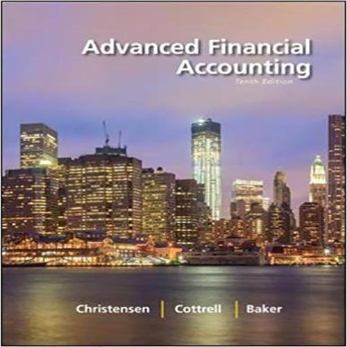 68 best solution manual images on pinterest solution manual for advanced financial accounting 10th edition by christensen cottrell and baker fandeluxe Gallery