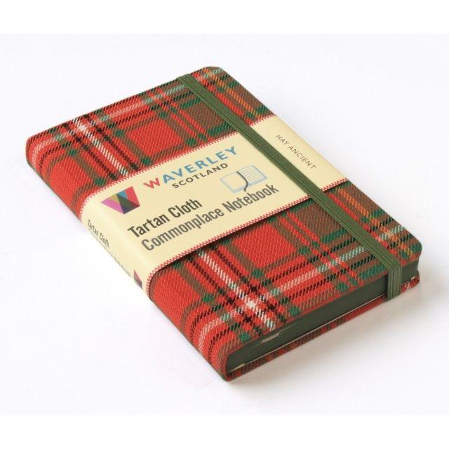 Hay Tartan Journal Tartan Scottish Tartans Hardcover Notebook