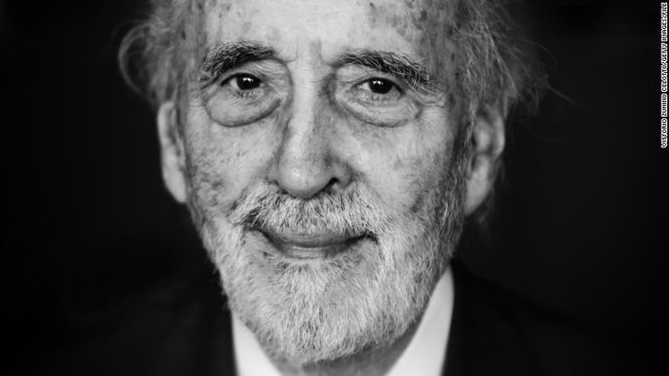 """<a href=""""http://www.cnn.com/2015/06/11/entertainment/christopher-lee-dies/index.html"""">Christopher Lee</a>, the British actor who mastered horror roles before his turns as a James Bond villain and the wizard Saruman in """"The Lord of the Rings"""" trilogy, died Sunday, June 7, a London borough spokesman said. The actor was 93."""