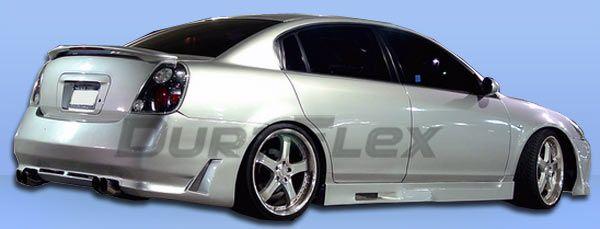2002 2004 Nissan Altima Duraflex Cyber Complete Body Kit Includesg