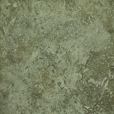Daltile Heathland Sage Green 12 In X 12 In Glazed