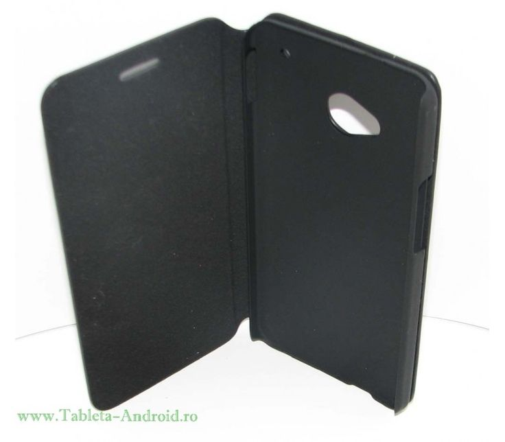 Husa Telefon HTC One -https://www.tableta-android.ro/huse-telefoane/husa-telefon-htc-one-tip-carte-de-culoare-neagra.html #Accesorii #telefon #htc