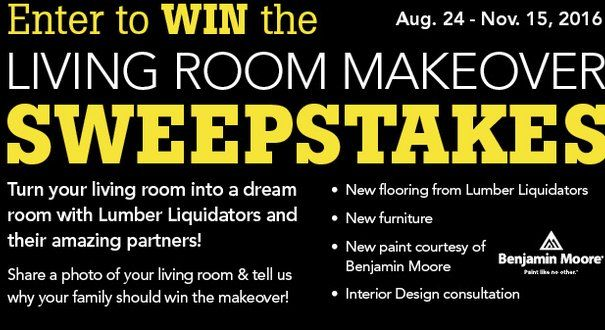 Win $10,000 Towards A Living Room Makeover! Youu0027ll Win Assistance From An  Interior Designer, Including Flooring From Lumber Liquidators, New Paint U2026 Part 84