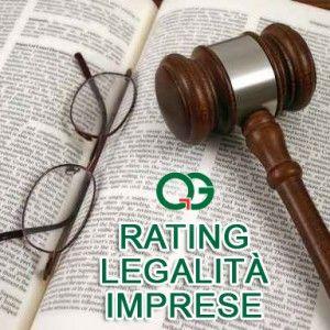 rating di legalità a QUI! Group