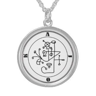 AJOK Ritual Talisman Custom Jewelry