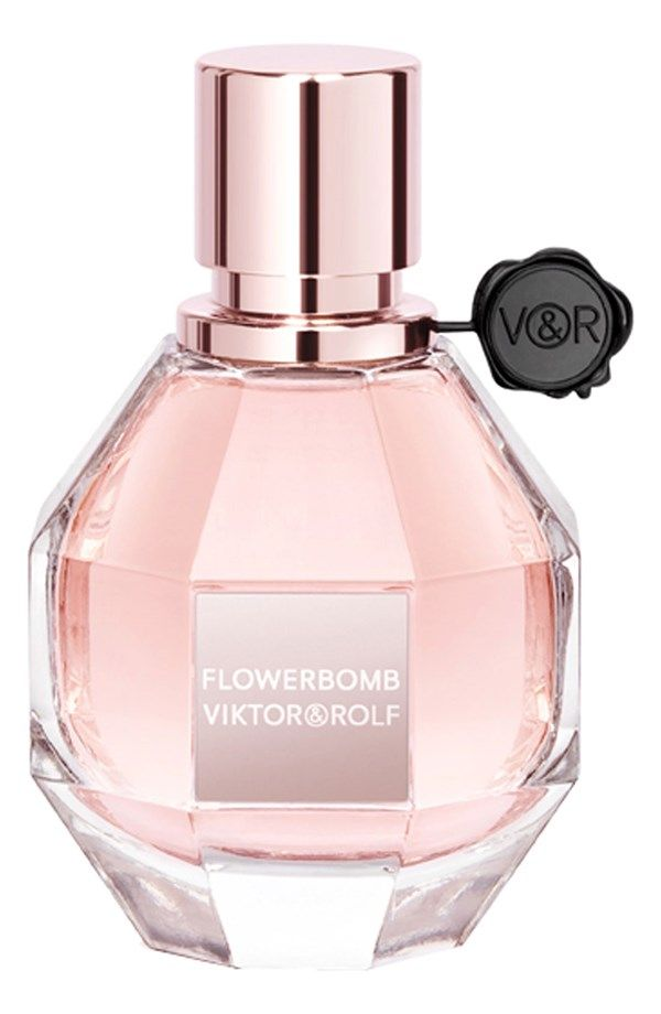 What I wear every single day. If you're looking for a new scent for the spring and summer, look no further. Viktor & Rolf's 'Flowerbomb' Eau de Parfum Spray is always a favorite.