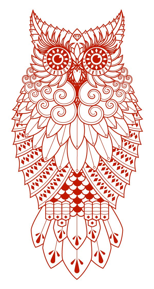 My mother told me my granny loved owls. Unfortunately my granny isn't with us any more but I would love to get this tattoo in her memory.