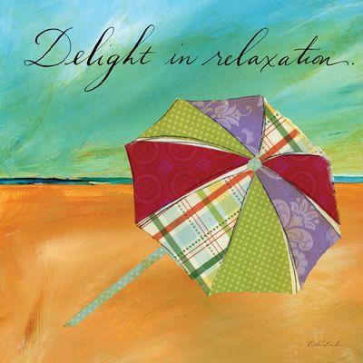 Beach Days II  Caitlin Dundon