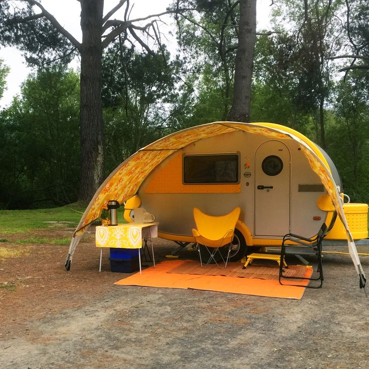Camper Trailers: 1000+ Ideas About Small Campers On Pinterest