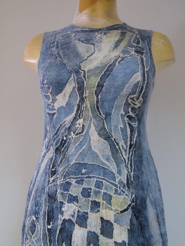 Рассказ о семинаре Лары Соболевой или как добиться хорошей посадки войлочной одежды - Ярмарка Мастеров - ручная работа, handmade