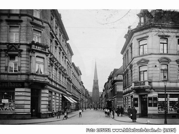 St.StefaninLindenthal, Wittgensteinstr., 50931 Köln - Lindenthal (1925)