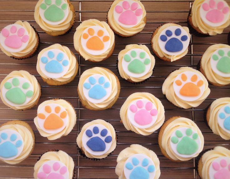 17 Best Ideas About Paw Patrol Cupcakes On Pinterest Paw