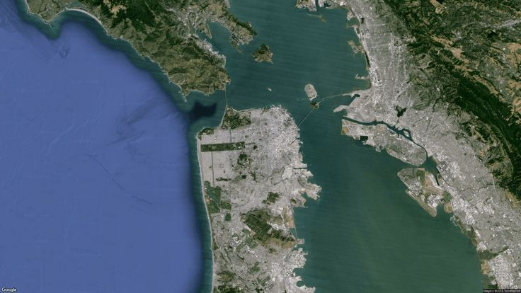 664-698 Duboce Ave, San Francisco, CA 94117, Stati Uniti | Satdrops - Amazing satellite imagery from around the world.