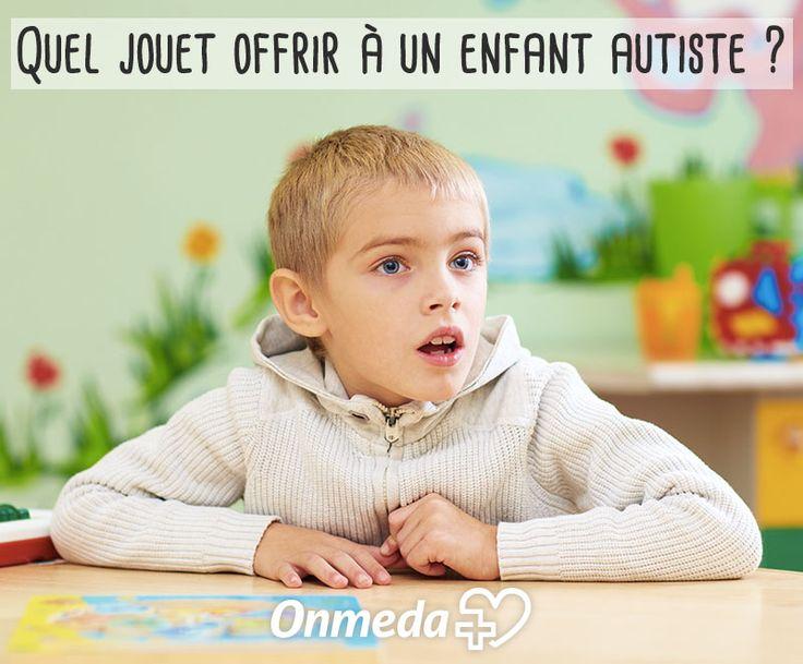 Les conseils d'Eglantine Eméyé, présentatrice télé et mère du petit Samy, autiste, pour trouver un jouet adapté à un enfant autiste.