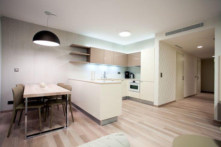Apartment Three Towers - Inarchi | Luxury interior design