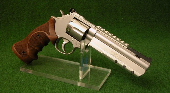 "Shooters Shop | White-Diamond PRACTICAL TARGET S&W 686-5 6""Zoll 357 Magnum | Kurzwaffen Langwaffen Tuning Zubehör Sniper Jagd"