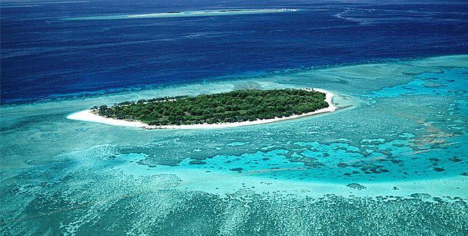 Απίθανα μέρη υπό εξαφάνιση που πρέπει να επισκεφθείτε Ο Μεγάλος κοραλλιογενής ύφαλος της Αυστραλίας