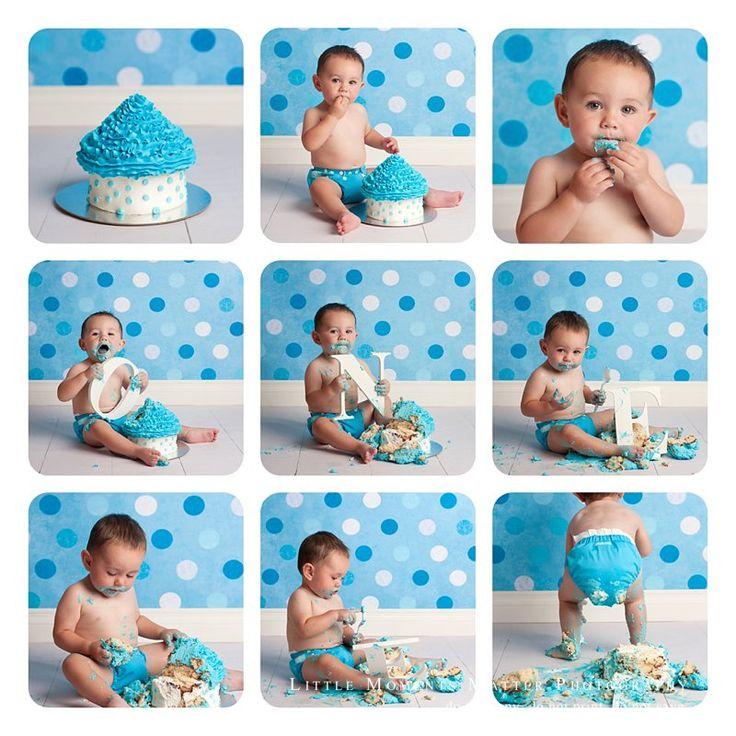 Baby Smash The Cake