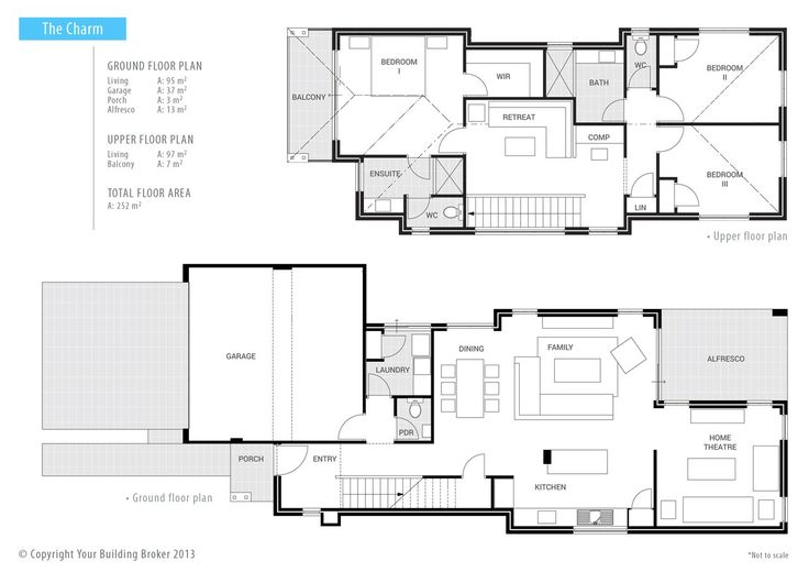 Your Building Broker: The Charm 2 Storey Narrow Block Home