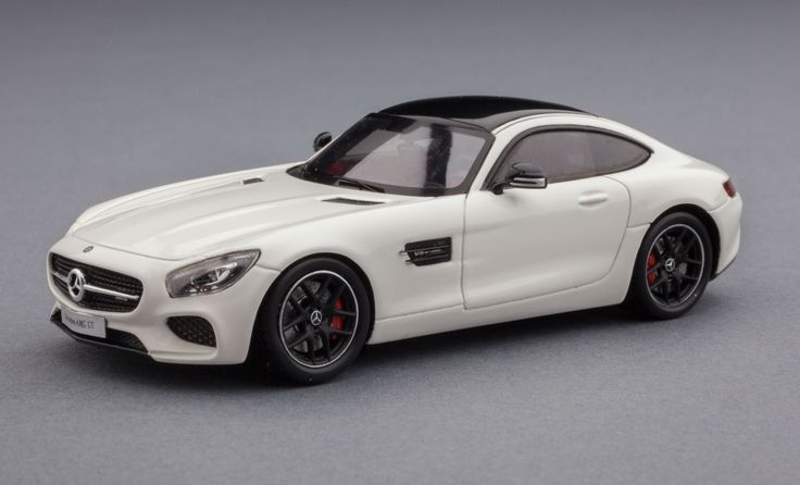 Successor to their wildly popular SLS gullwing, Mercedes-Benz launched the AMG-GT in 2013 as a direct competitor for the dominant players in the premium sports car space (Porsche 911, Audi R8, etc.) A