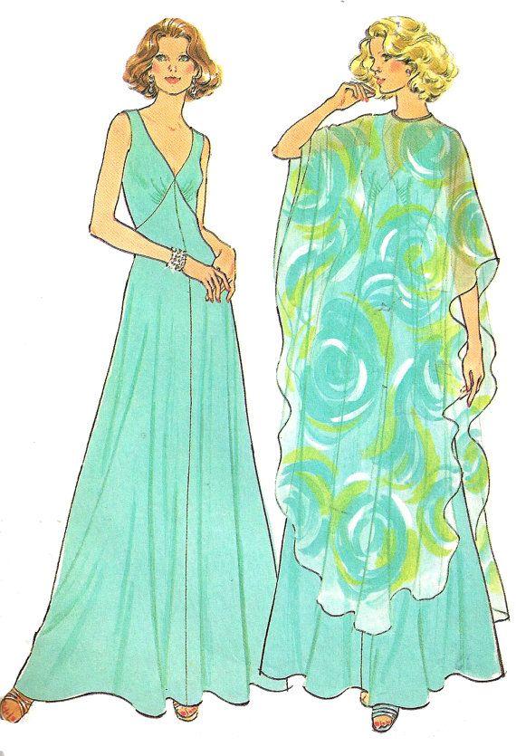 116 best 1970s Evening Dresses images on Pinterest | Evening gowns ...