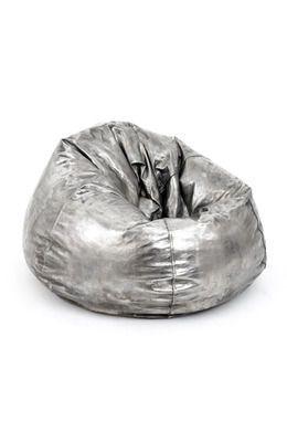 Bean Bag Sculpture, 2013, by Cheryl Ekstrom