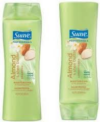 Suave Almond & Shea Butter Shampoo and Conditioner