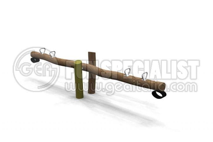 linea legno - robinia - GEA Fun Specialist - Attrezzature per parchi giochi esterni ed interni