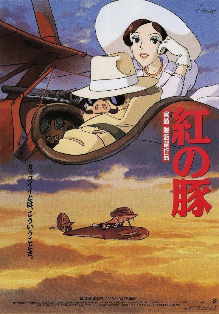 Porco Rosso (1992) -